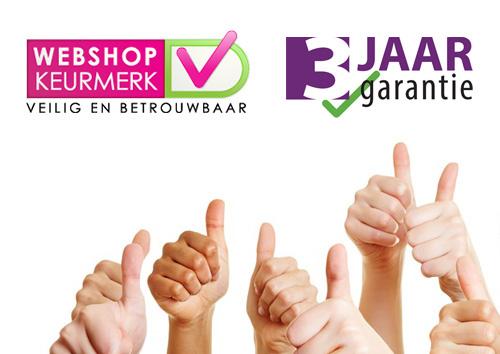 Veilig en betrouwbaar winkelen