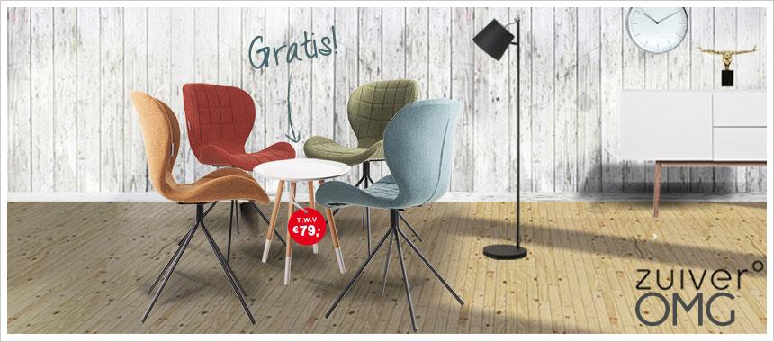 Zuiver omg kopen gratis verzending bestel nu for Zuiver stoelen