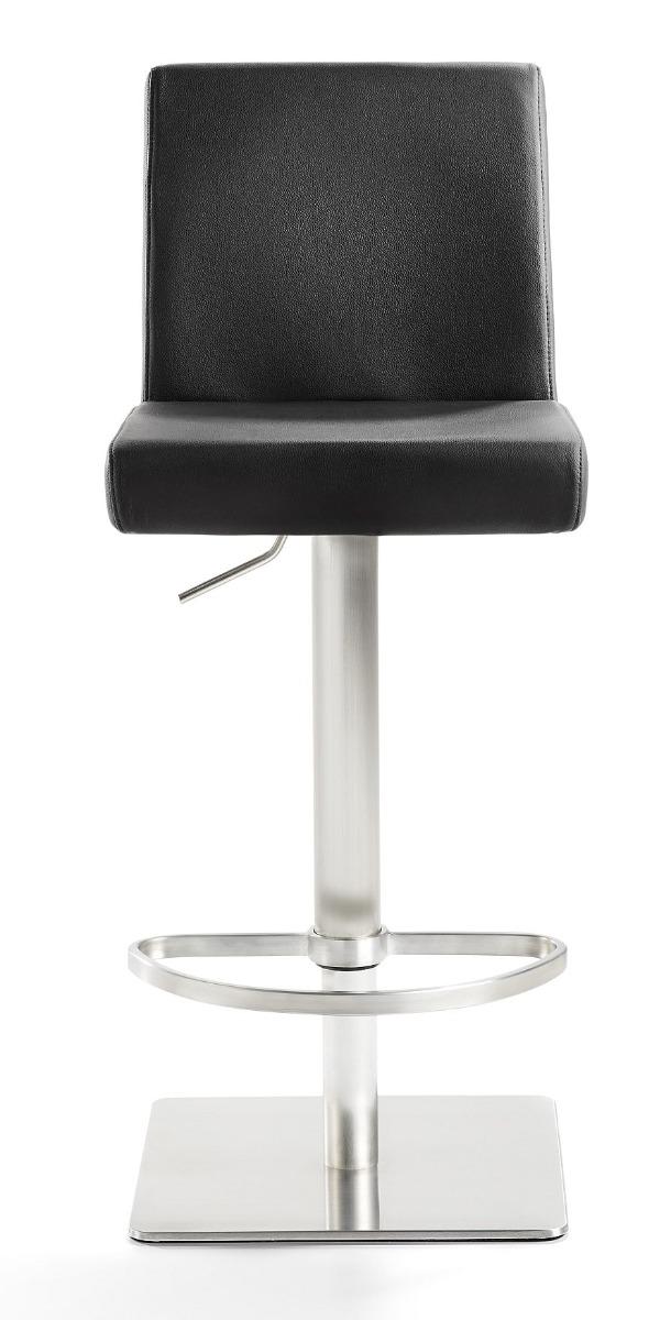 24Designs SALE Mackay Barkruk Set Van 2 Zwart + Grijs