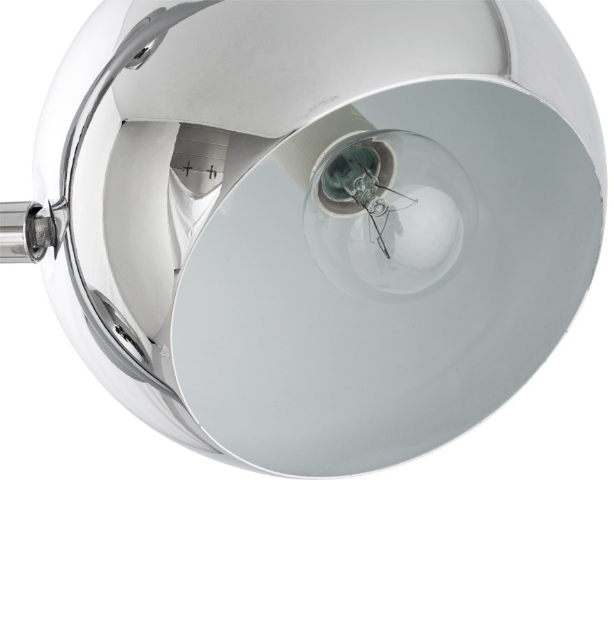 24Designs Vloerlamp Trias 3-Lichts - Chroom