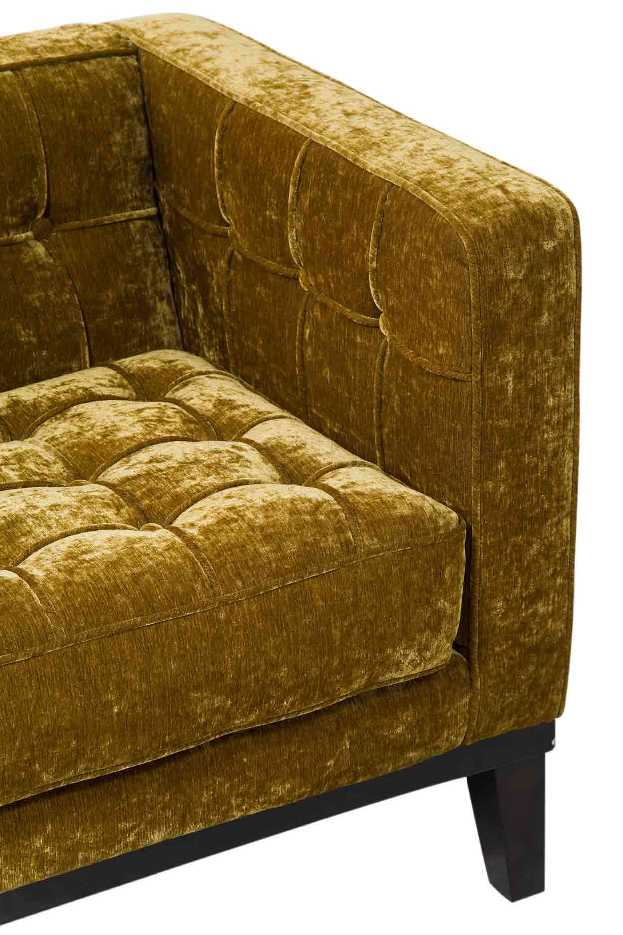 Kare Design Sofa Bank Mirage 3-zits - Velvet