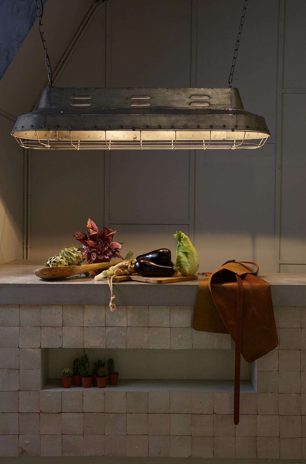 BePureHome Hanglamp Spotlight - Metaal