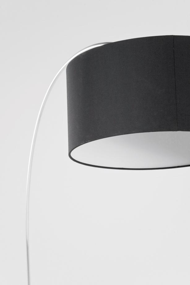 Kare Design Booglamp Gooseneck - Zwart