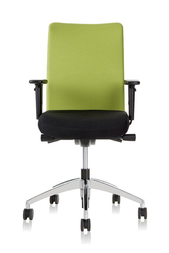 24Designs Bureaustoel Barcelona - Lime