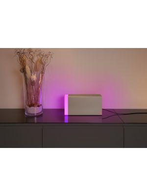 Moree Eraser Multicolor LED Tafellamp - L38 x B13 cm - Goud