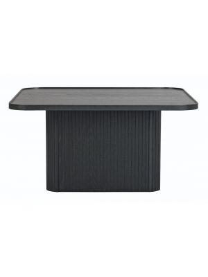 Rowico Sullivan Salontafel - L80 x B80 x H40 cm - Zwart