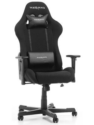 DXRacer Formula-series Game & Bureaustoel - Zwarte Stof