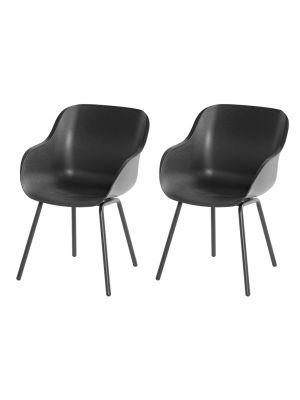 Hartman Sophie Rondo Elegance Chair - Set van 2 Tuinstoelen - Xerix