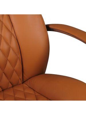 Cognac Leren Bureaustoel.Design Bureaustoelen Voor Lage Prijzen Designonline24
