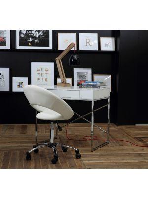 Bureaustoel Speedy - Wit