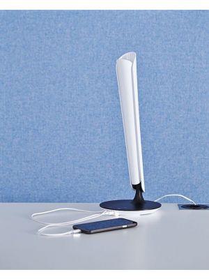 24Designs Tulp Verstelbare bureaulamp - Touch control voor dimmen en instellen kleurtemperatuur - USB / LED