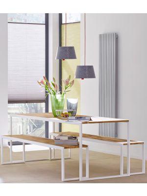 Moree Alice Hanglamp met multicolor LED - Ø30 cm - Grijs