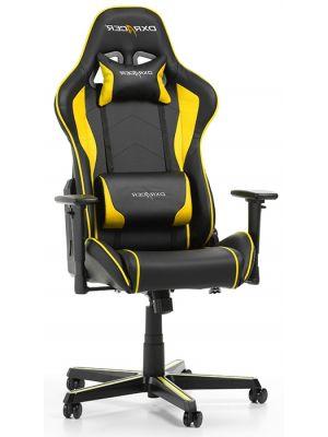 DXRacer Formula-series Game & Bureaustoel - Zwart/Geel PU
