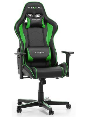 DXRacer Formula-series Game & Bureaustoel - Zwart/Groen PU