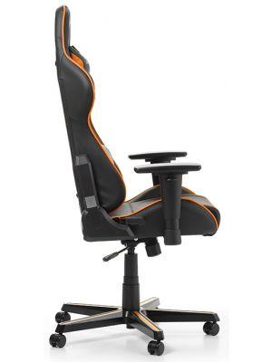DXRacer Formula-series Game & Bureaustoel - Zwart/Oranje PU