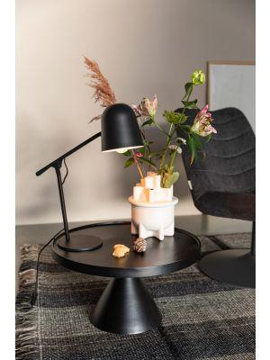 Zuiver Lau Tafellamp - B52,5 x H57,5 cm - Zwart