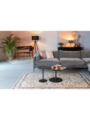 Zuiver Trijntje Vloerkleed - L300 x B200 cm - Amazing Grey