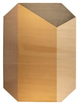 Zuiver Harmony Vloerkleed - L230 x B160 cm - Bruin