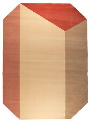 Zuiver Harmony Vloerkleed - L230 x B160 cm - Roze
