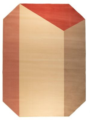 Zuiver Harmony Vloerkleed - L290 x B200 cm - Roze