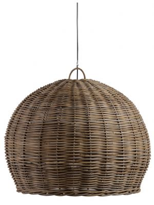 WOOOD Exclusive Mooze Hanglamp Rotan - Ø80cm - Naturel