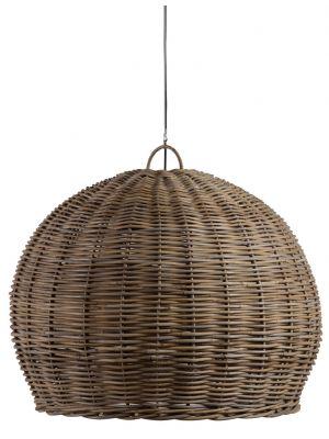 WOOOD Exclusive Mooze Hanglamp Rotan - Ø60cm - Naturel