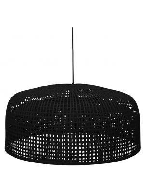 BePureHome Construct Hanglamp - Ø 65 x H30 cm - Zwart