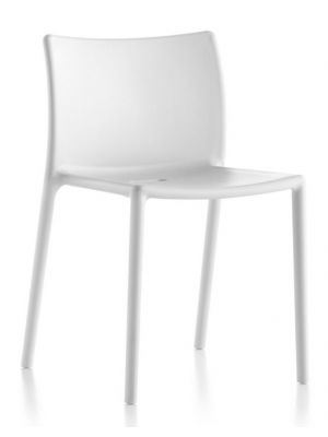 Magis Air Chair Stoel - Set van 4 - Wit