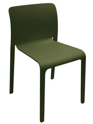 Magis First Chair Stoel - Set van 2 - Olijfgroen