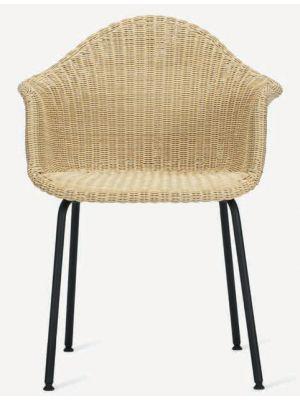 Vincent Sheppard Finn Dining Chair – Wicker Tuinstoel – Natural