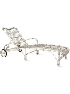 Vincent Sheppard Lucy Sunlounger - Ligbed - Off White