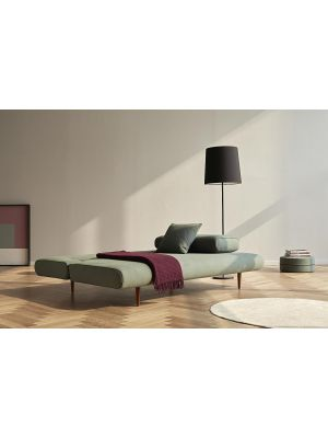 Innovation Slaapbank Unfurl Lounger - Elegance Green 518