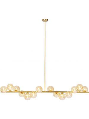 Kare Design Scala Balls Hanglamp B155 cm - Messing