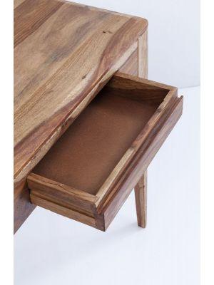 Kare Design Brooklyn Bureau - L110 x B40 x H76 cm - 2-Laden - Sheesham Hout - Nature Kleur