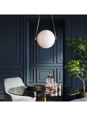 Kare Design Kayla Velvet Stoel - Set van 2 - Grijs Fluweel