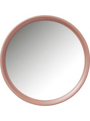 Kare Design Spiegel Ronde Salto - Ø80cm - Roos