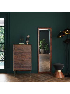 Kare Design Spiegel With Frame Ravello - B55 x H180cm