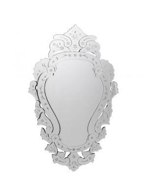 Kare Design Wandspiegel Baroque Otilia - B70 x H120cm