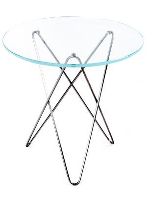 Bijzet Tafeltje Glas.Design Bijzettafels Designonline24