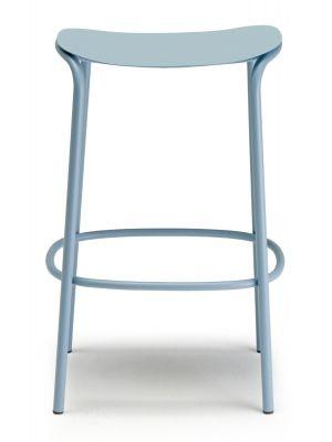 SCAB Trick Barkruk - Zithoogte 75 cm - Lichtblauw