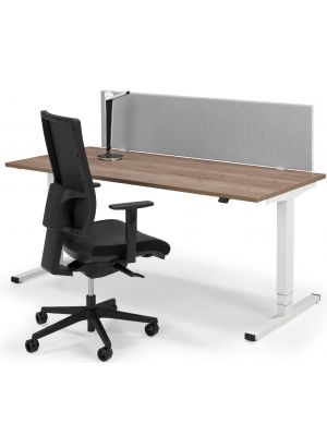 ThuisWerkplek Flex Elektrisch - In Hoogte Verstelbaar Zit Sta bureau - 160 x 80 cm