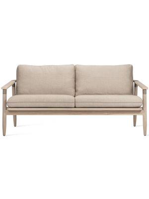 Vincent Sheppard David Rope - Lounge Sofa 2 zits - Teakhout - Inclusief kussenset