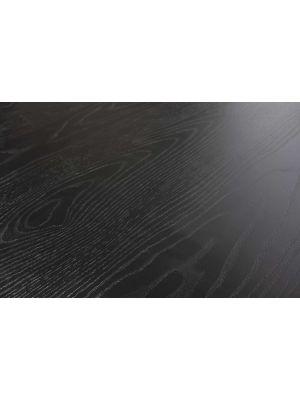 WOOOD Bruno Eettafel Rechthoek - B160 x D90 x H75 cm - Zwart
