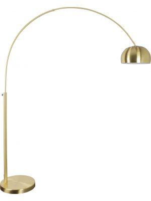 Zuiver Booglamp Metal Bow - H205 cm - Goud