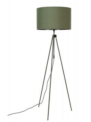 Zuiver Lesley Vloerlamp - In hoogte verstelbaar 153-181 cm - Groen