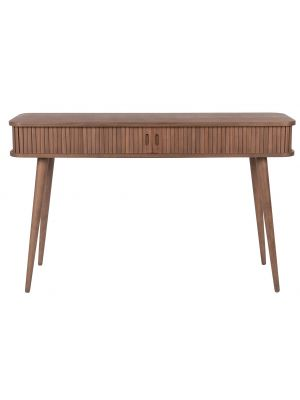 Zuiver Barbier Sidetable - B120 x D35 x H74 cm - Walnoot Hout