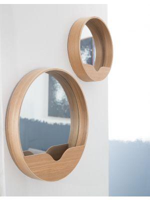 Zuiver Ronde Spiegel Round Wall - Ø60 cm