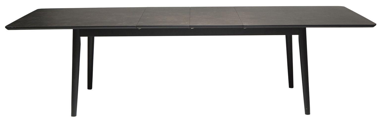 Dan-Form Passo Verlengbare Tafel 200/300x100x74 - Keramiek Tafelblad