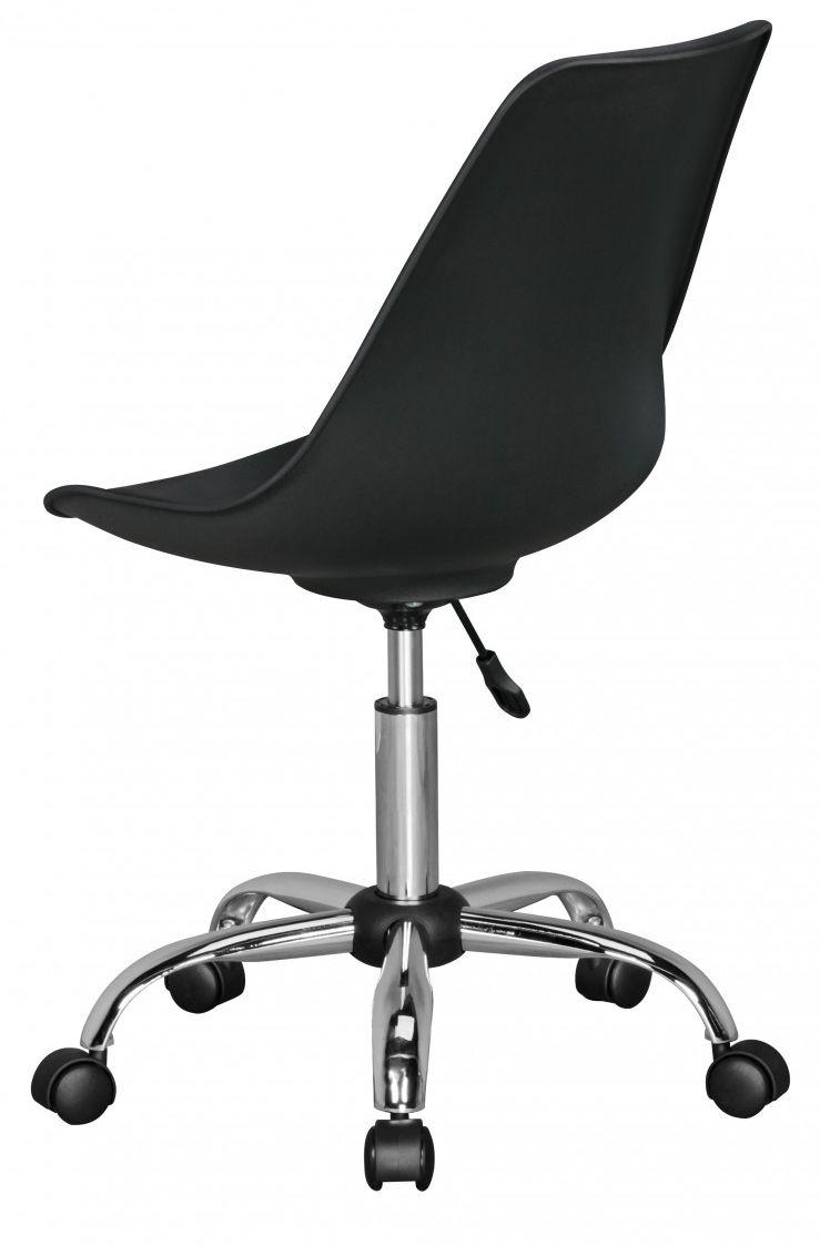 24Designs Bureaustoel Dex Office - Zwarte Zitting