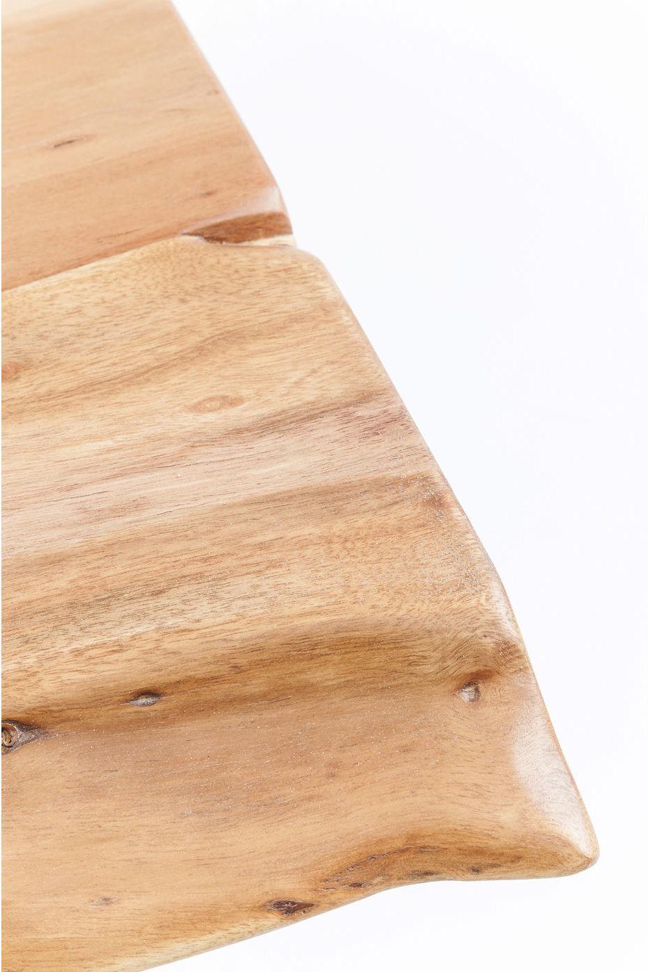 Kare Design - Pure Nature Bistrotafel - 70x70x76 - Acaciahout